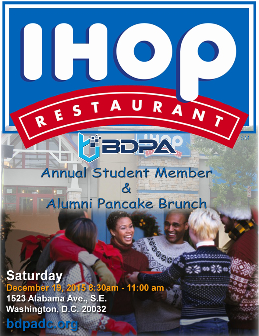BDPA Student and Alumni Brunch