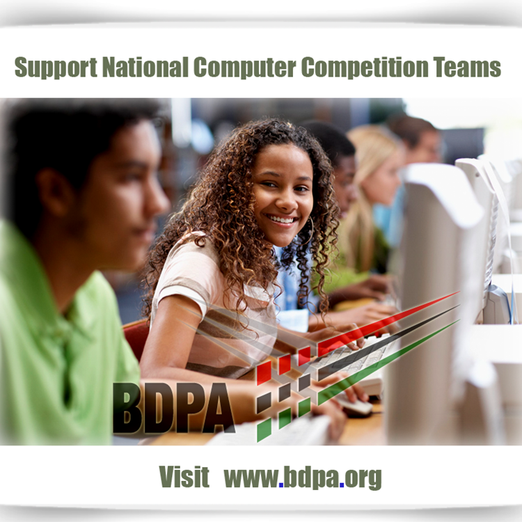 NBDPA has provided STEM programs to local students for over 35 years. Thank you for partnering with academia to support local BDPA chapters.