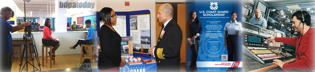 U.S. Coast Guard HQ Tour