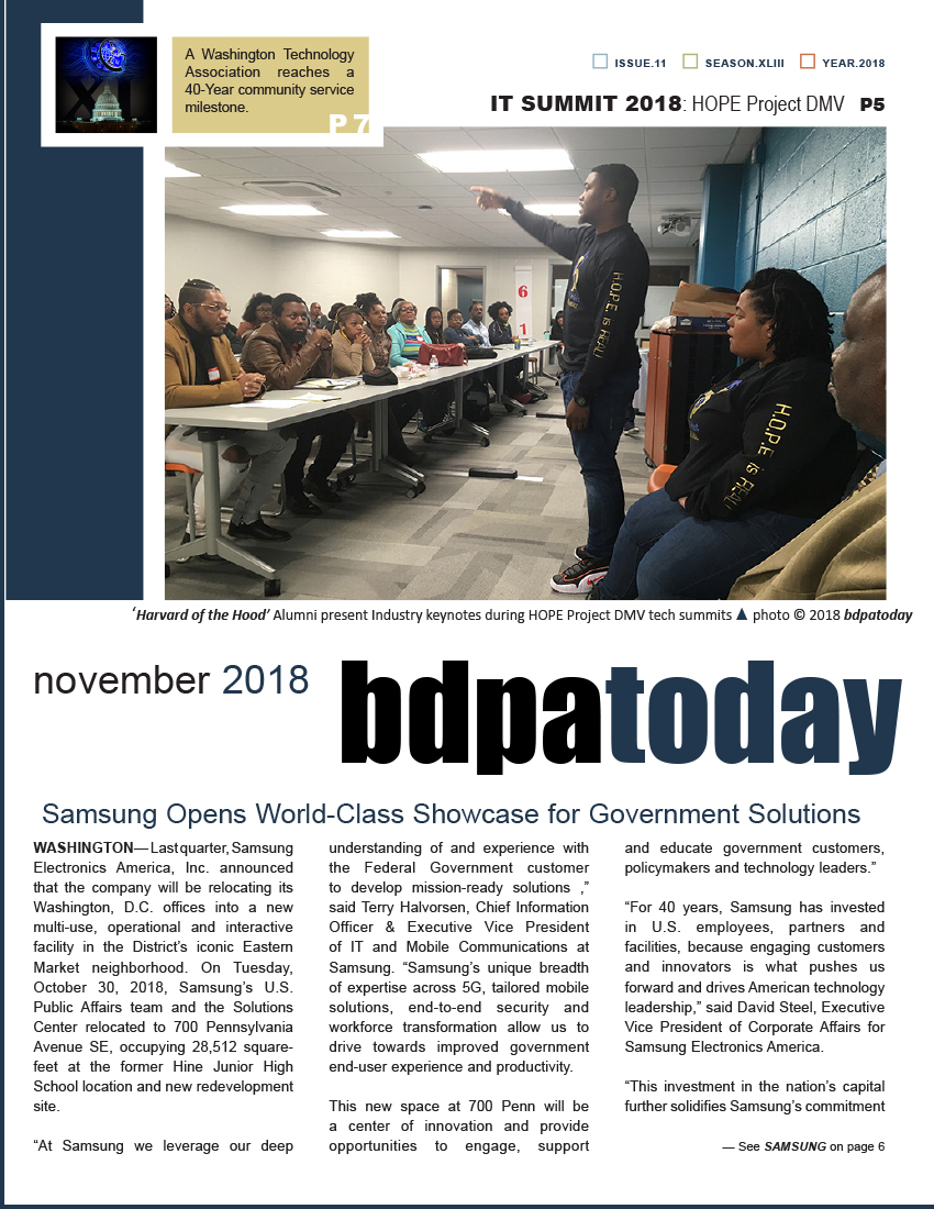 bdpatoday | November 2018