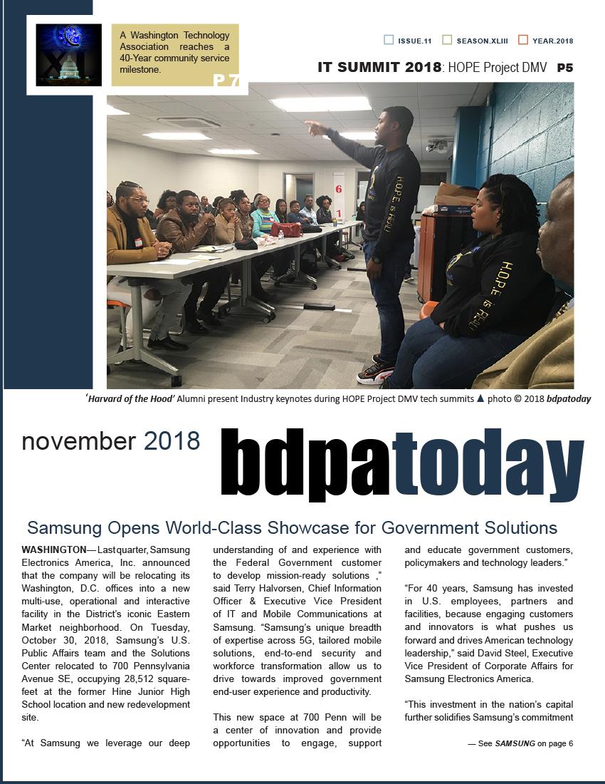 bdpatoday | November 2018