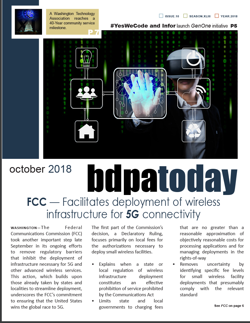 bdpatoday | October 2018