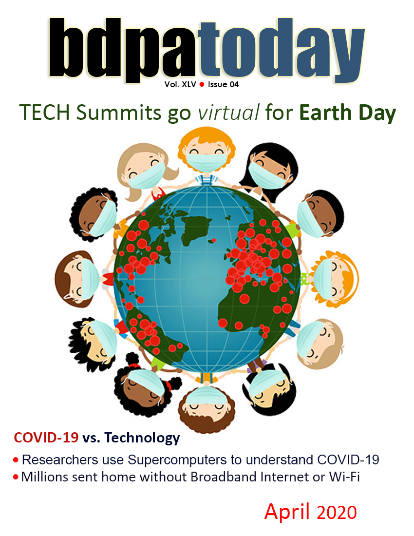 2020 | Virtual Earth Day Tech Summits