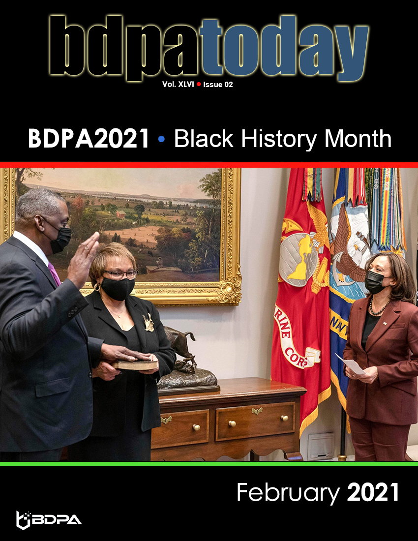 2021 | Black History Month Edition