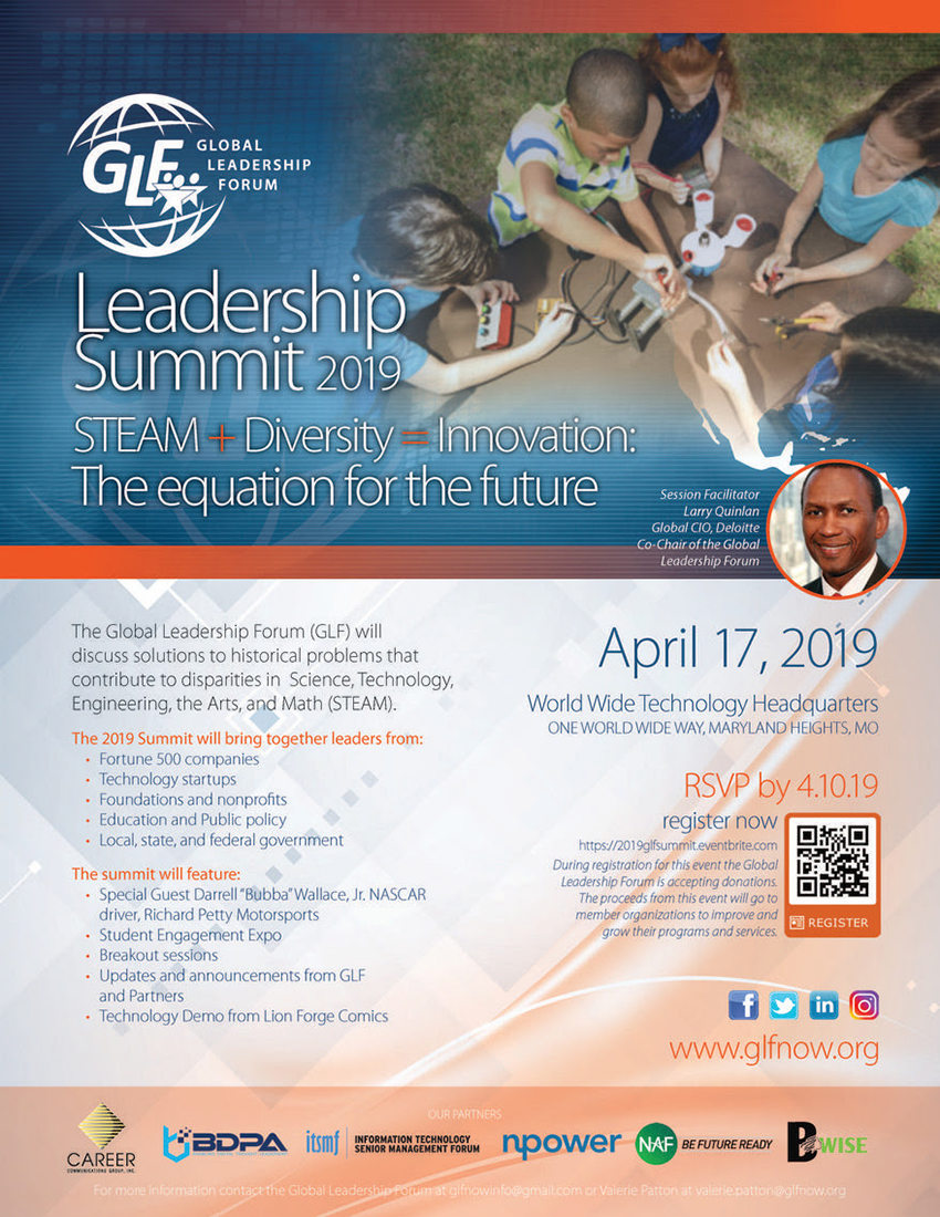 #GLF2019 | April 17, 2019 | St. Louis