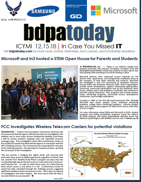 Bdpatoday Community Success Stories In Tech And Cyber
