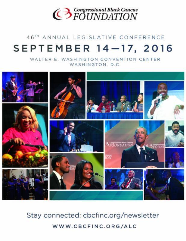 CBCF Legislative Conference    September 14-16