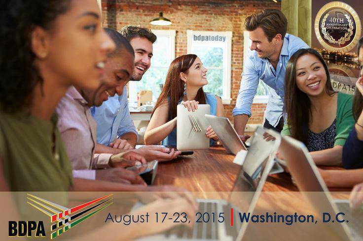 BDPA Celebrates 40-Years with an International TECH Conference in 2015