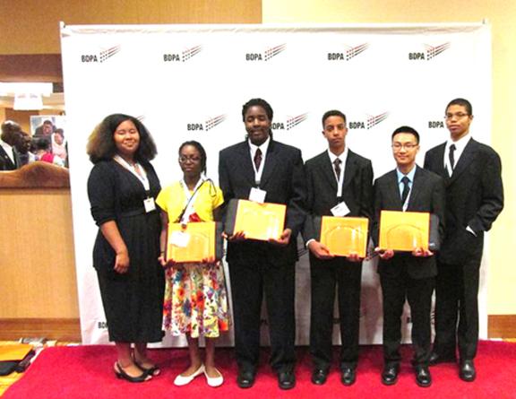 2014 National HSCC Champions | BDPA-DC