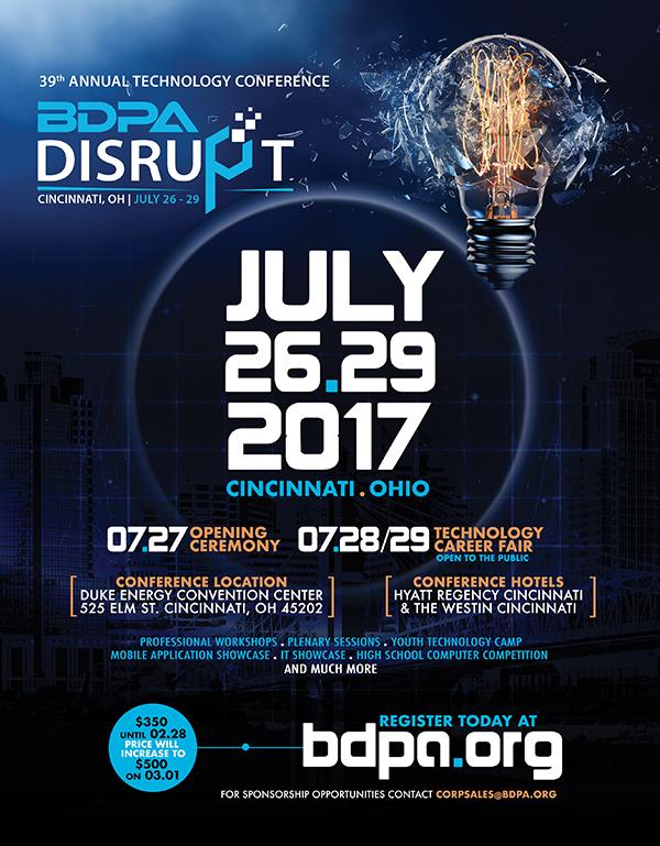 BDPA Disrupt