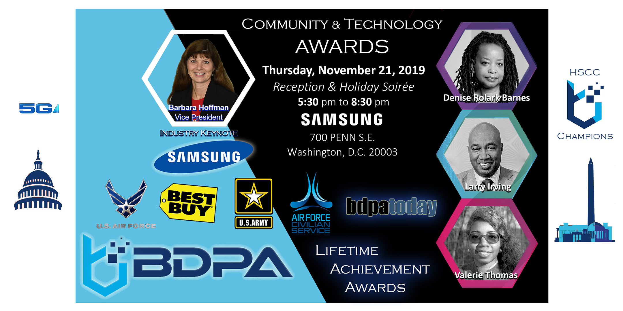 2019 Community & Technology Awards
