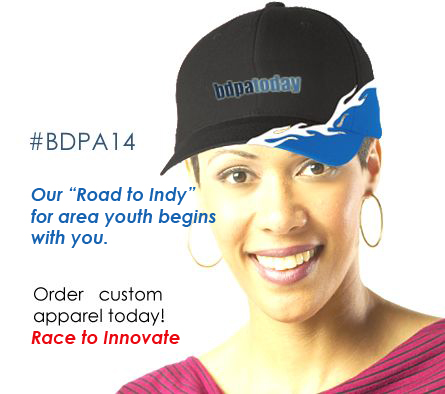 Road to Indy Racing Apparel