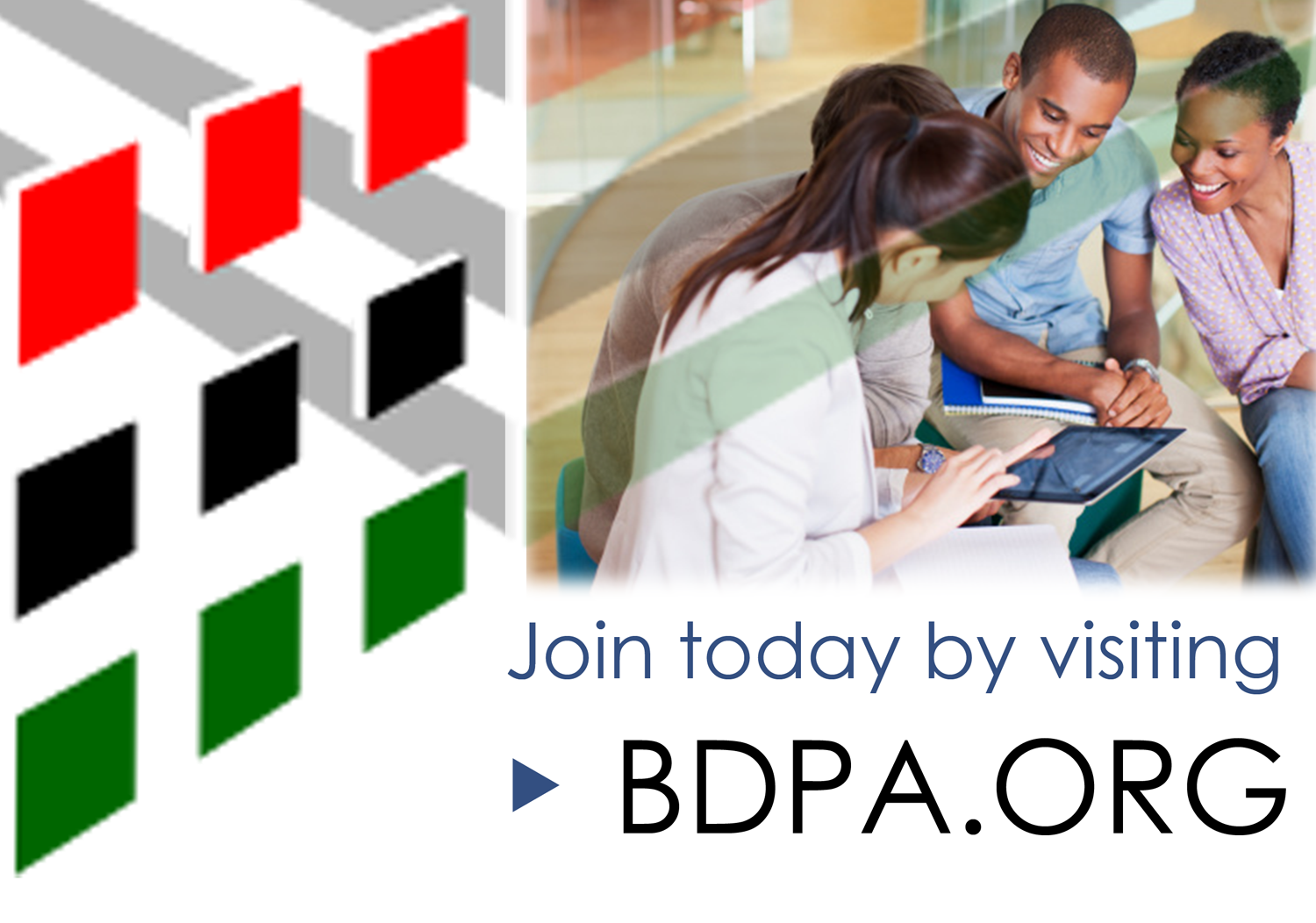 Join a local BDPA Chapter, today!